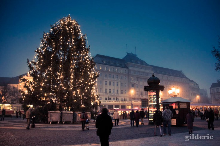 Marché de Noël à Bratislava