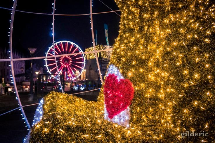 Coeur de lumières à Liège, 2017