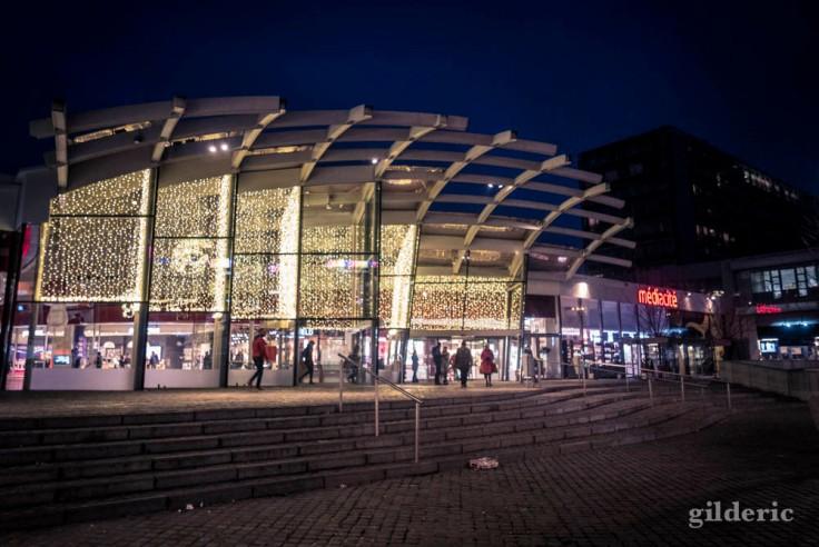 Centre commercial Médiacité à Liège