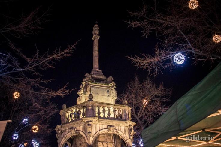 Calendrier de l'Avent : le Perron au Village de Noël (Liège)