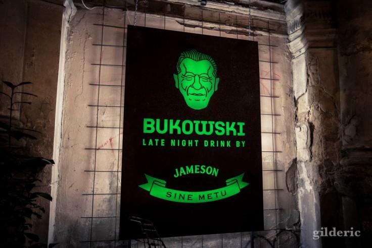 Bukowski Bar, Bratislava