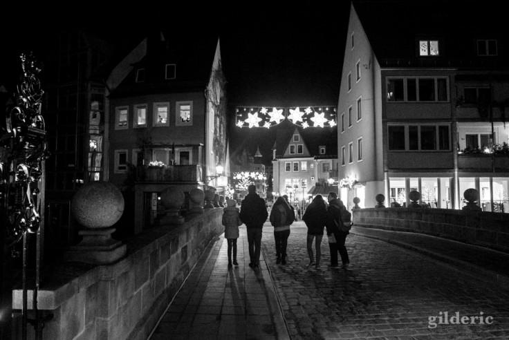 Nuremberg de nuit