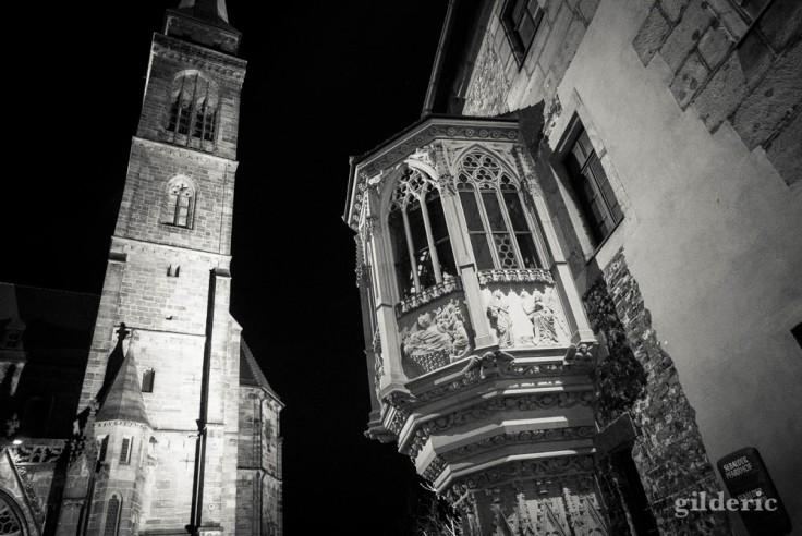 Eglise Saint-Sebald à Nuremberg