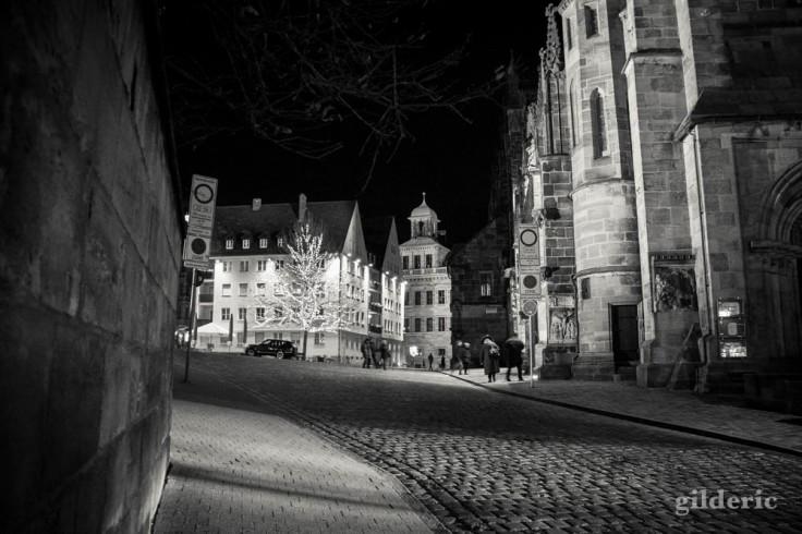 Autour de Saint-Sébald à Nuremberg