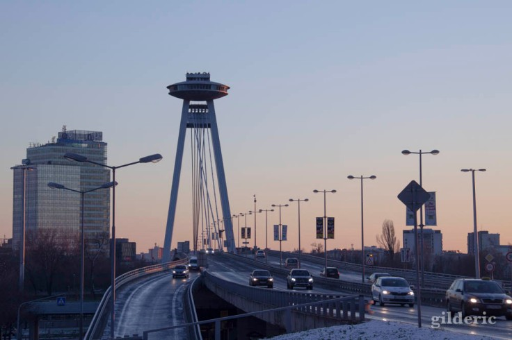 L'UFO de Bratislava
