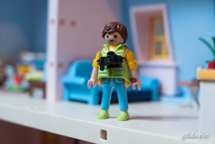 Le Playmobil photographe