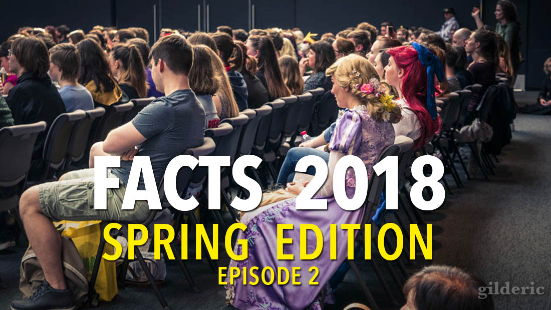 FACTS Festival Spring Edition 2018 : épisode 2 (plus de photos)
