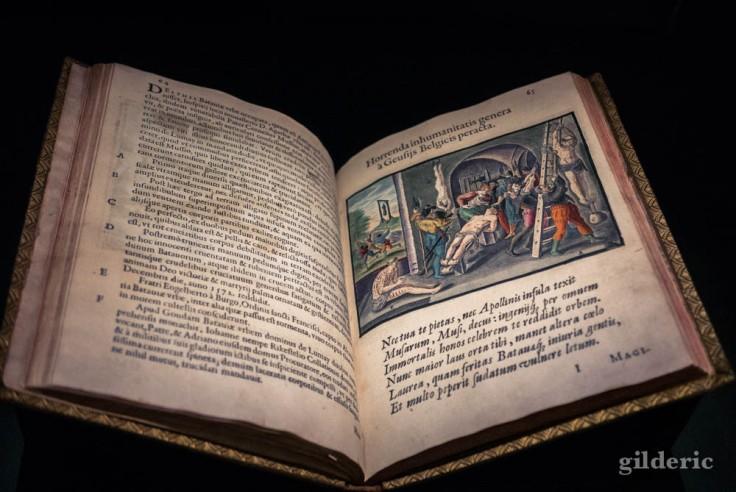 Expo Empreintes : Richard Verstegan, Theatrum crudelitatum haereticorum nostri temporis