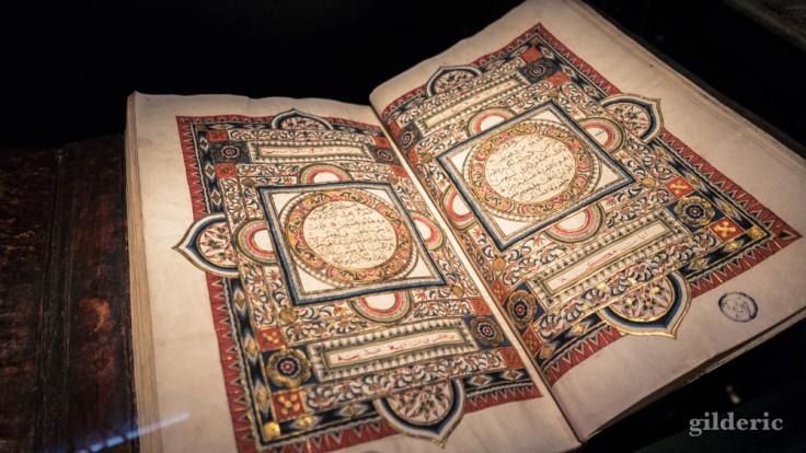 Expo Empreintes : Coran (1823)