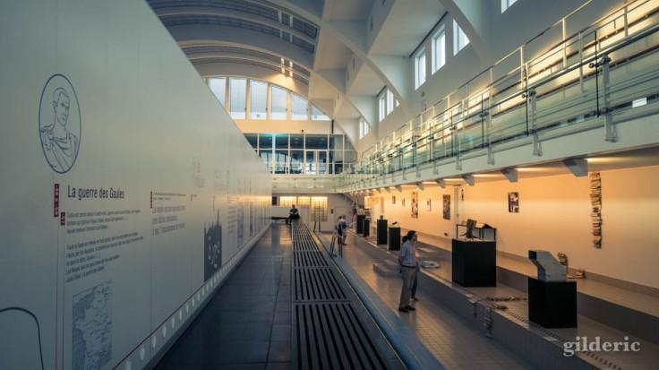 Expo Empreintes : ligne du temps à la Cité Miroir