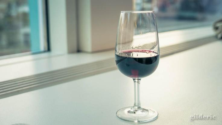 Expo Empreintes : vernissage et verre de vin