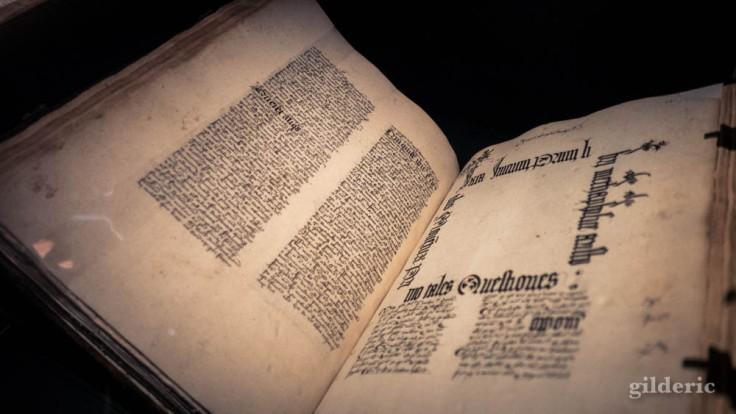 "Expo ""Empreintes"" : Aristote, Ethique à Nicomaque"