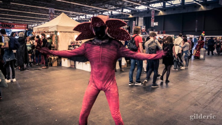 FACTS Spring Edition 2018 : cosplay Demogorgon (Stranger Things)