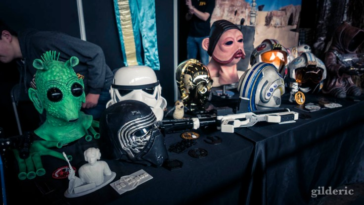 FACTS Spring Edition 2018 : casques et accessoires Star Wars