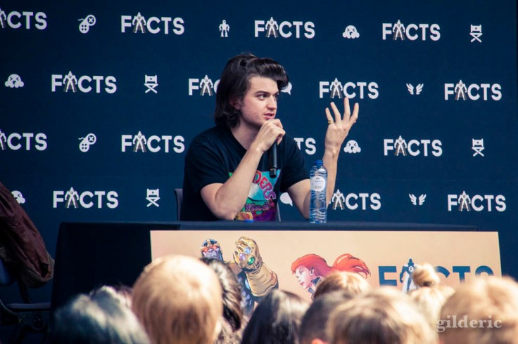 FACTS Spring Edition 2018 : Joe Keery (Stranger Things)