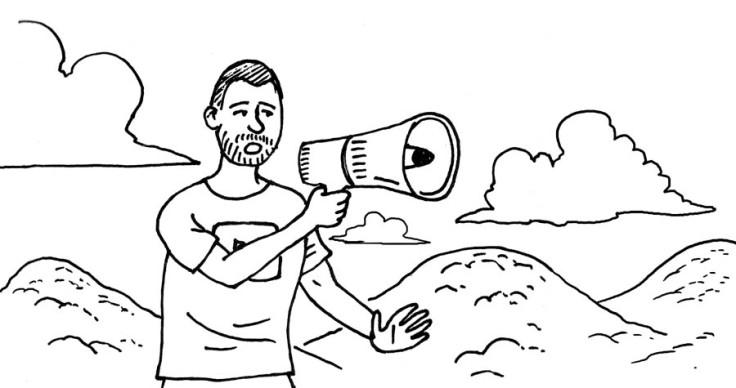 Marketing YouTube : hurler dans le désert avec un mégaphone