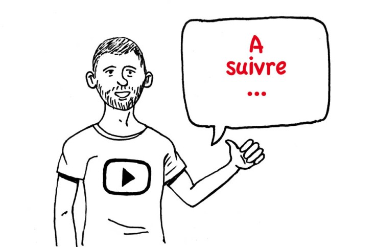 Défi YouTube à suivre (dessin)
