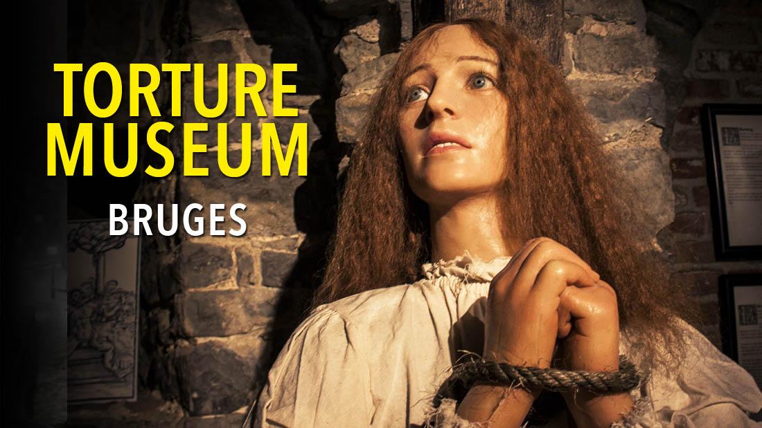 Torture Museum à Bruges(teaser)