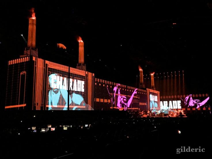 "Roger Waters ""Us + Them Tour"" live à Anvers : charade et Trump"