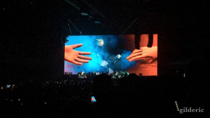 "Roger Waters ""Us + Them Tour"" live à Anvers : Wish You Were Here"