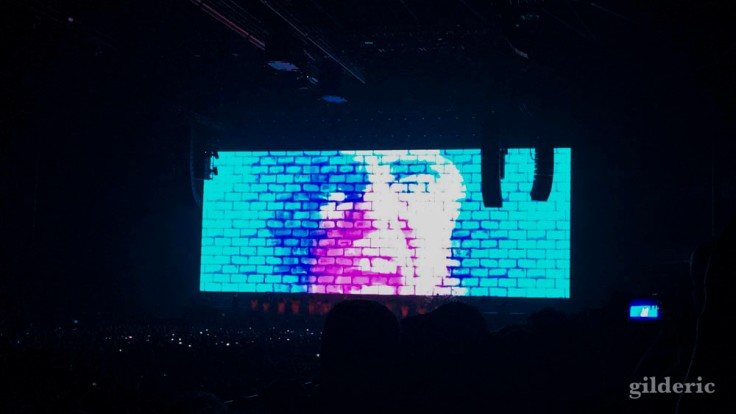 "Roger Waters ""Us + Them Tour"" live à Anvers : Another Brick In the Wall"