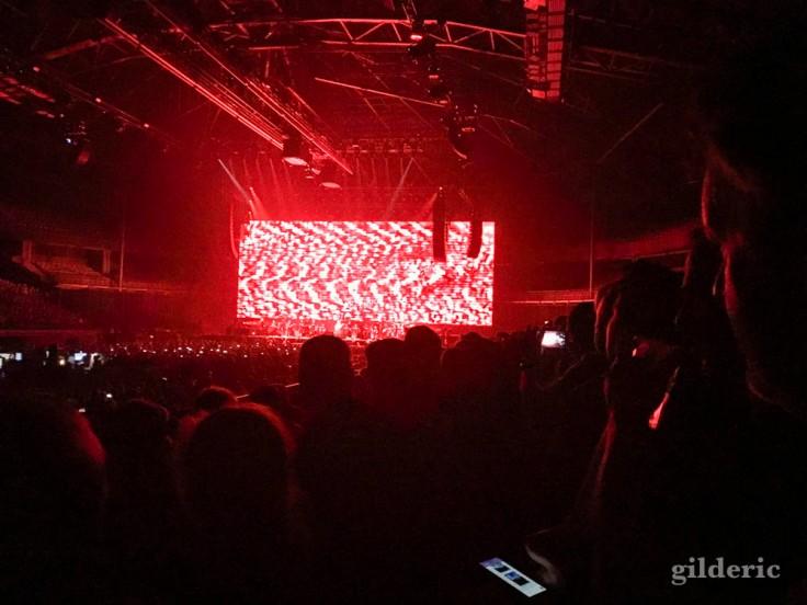 """Roger Waters """"Us + Them Tour"""" live à Anvers : visuel spectaculaire"""