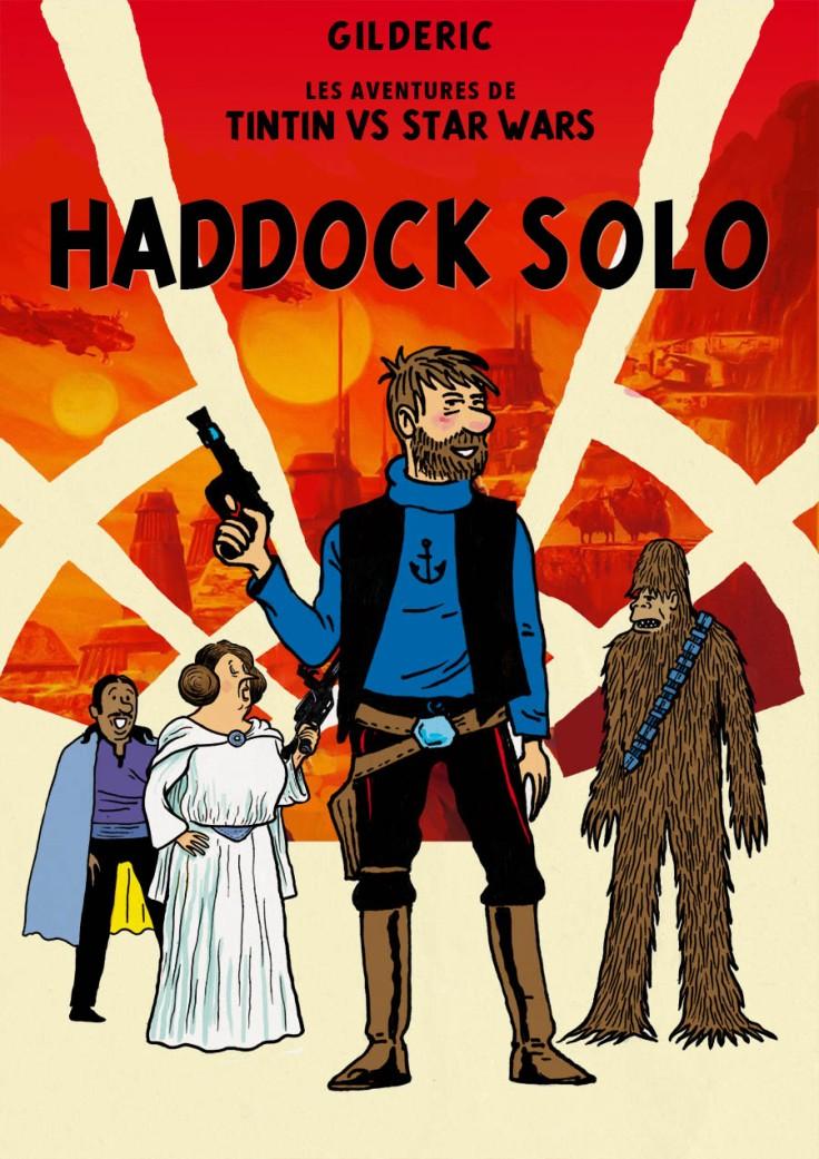 Solo : a Star Wars vs Tintin story (parodie)