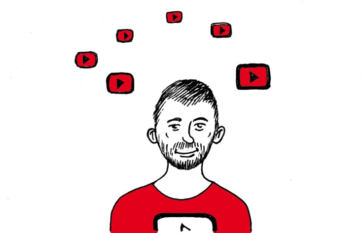 Réussir sa bande-annonce YouTube (dessin)