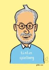 Steven Spielberg fait son Tintin