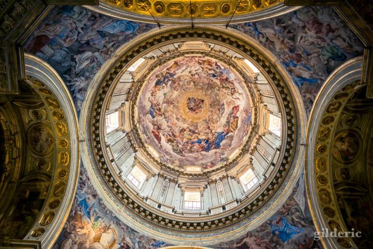 Il Duomo (dôme de la cathédrale de Naples)