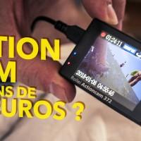 """Rollei Actioncam 372 : une """"action camera"""" à moins de 30 euros ?"""
