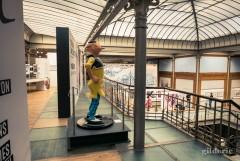 Exposition sur la BD chinoise au Musée de la BD de Bruxelles