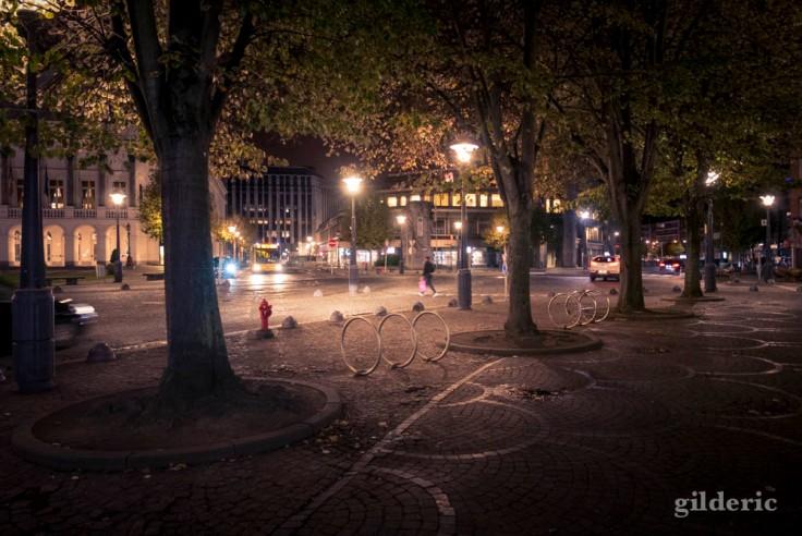 Matin d'automne (à Liège)