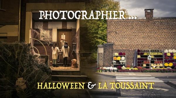 Photographier Halloween et la Toussaint