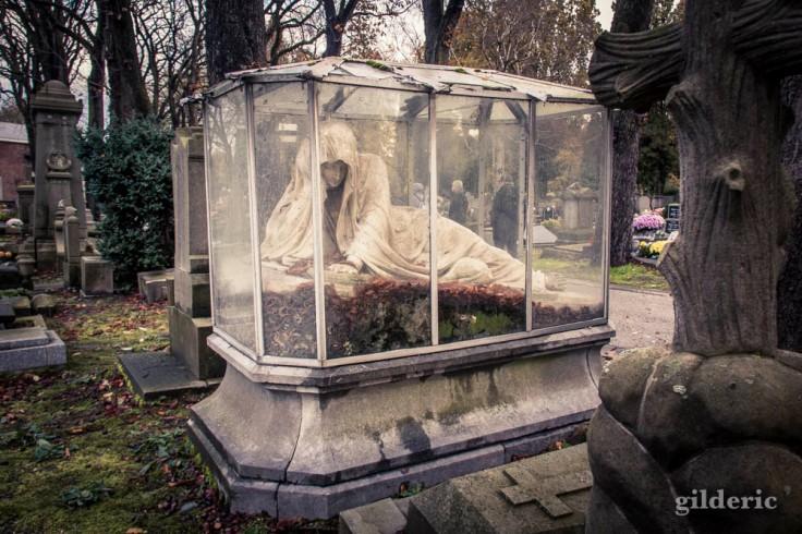 Photographier la Toussaint (cimetière de Robermont)