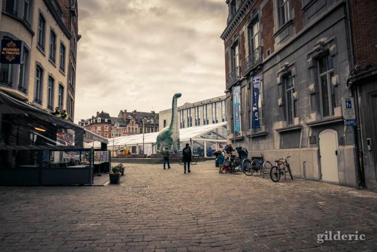 KIKK Festival 2018 à Namur