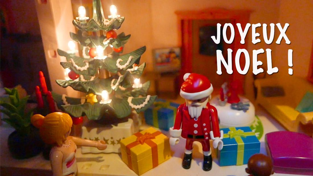 Joyeux Noël (avec les Playmobil)