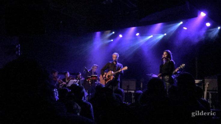 "Mick Harvey chante ""the songs of Serge Gainsbourg (au Reflektor)"
