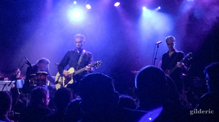 "Mick Harvey chante ""the songs of Serge Gainsbourg (au Reflektor)"