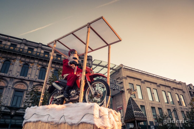 Photographier Noël en ville