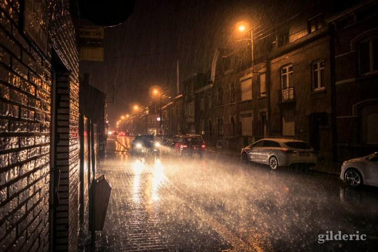 Jeux pluvieux (photographier la pluie)
