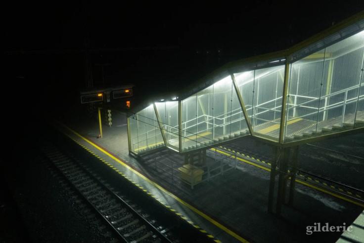 La gare fantôme (Bratislava)
