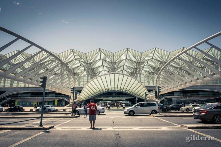 Gare de Oriente (Lisbonne)