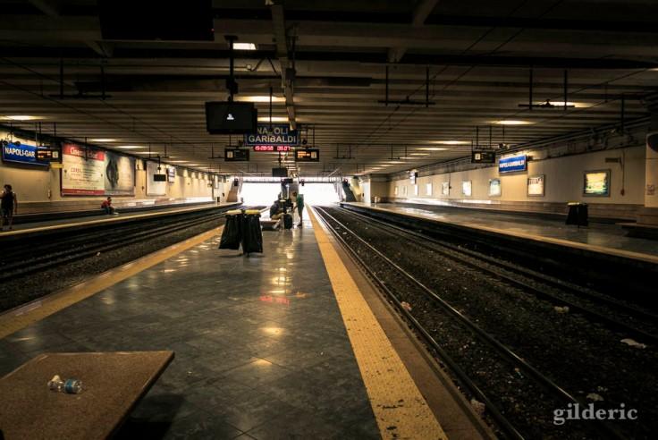 Gare de Naples (Napoli Centrale)