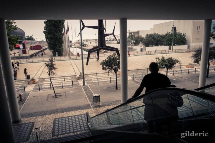 Gare de Oriente et Parc des Nations (Lisbonne)