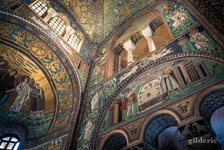 Basilique Saint-Vital à Ravenne