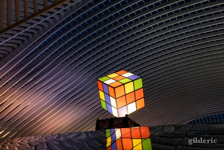 Expo Génération 80 Experience à Liège-Guillemins