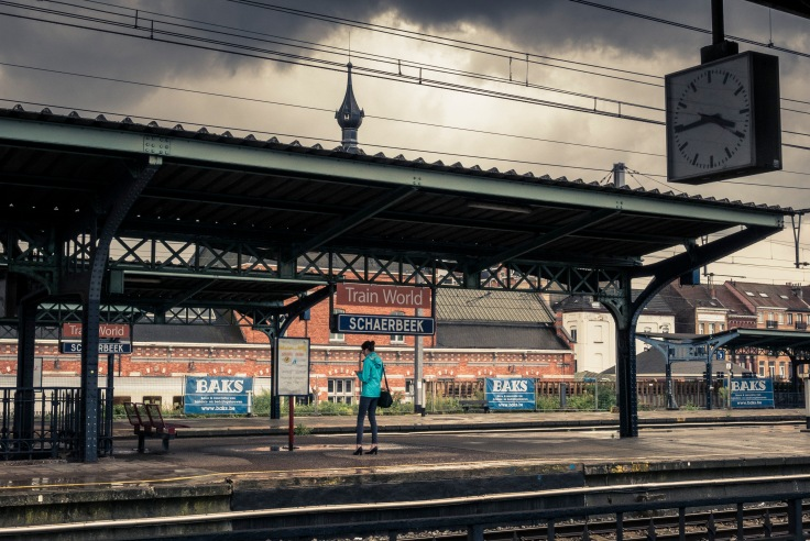Gare de Schaerbeek (Train World)