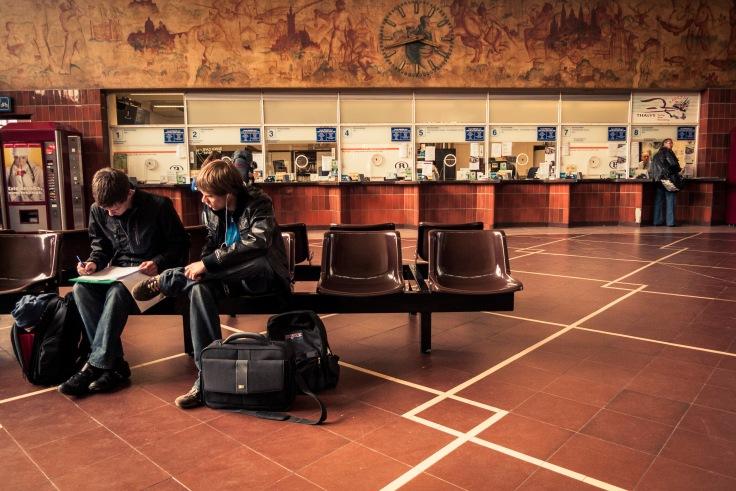 Hall de la Gare de Bruges