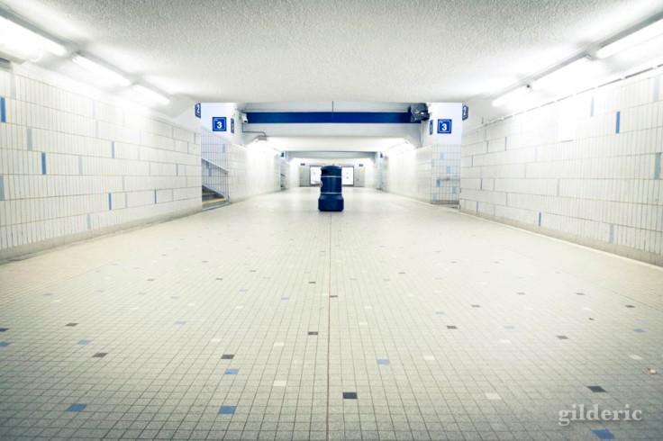 La gare de Mons